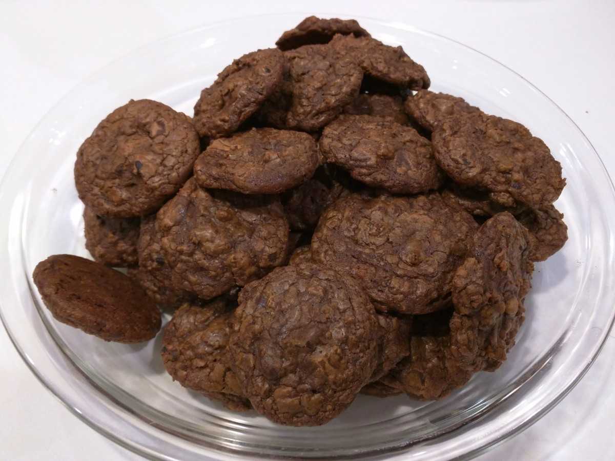 Chocopocalypse Cookies